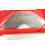 ユーハイムのバレンタイン ショコラーデンバウム
