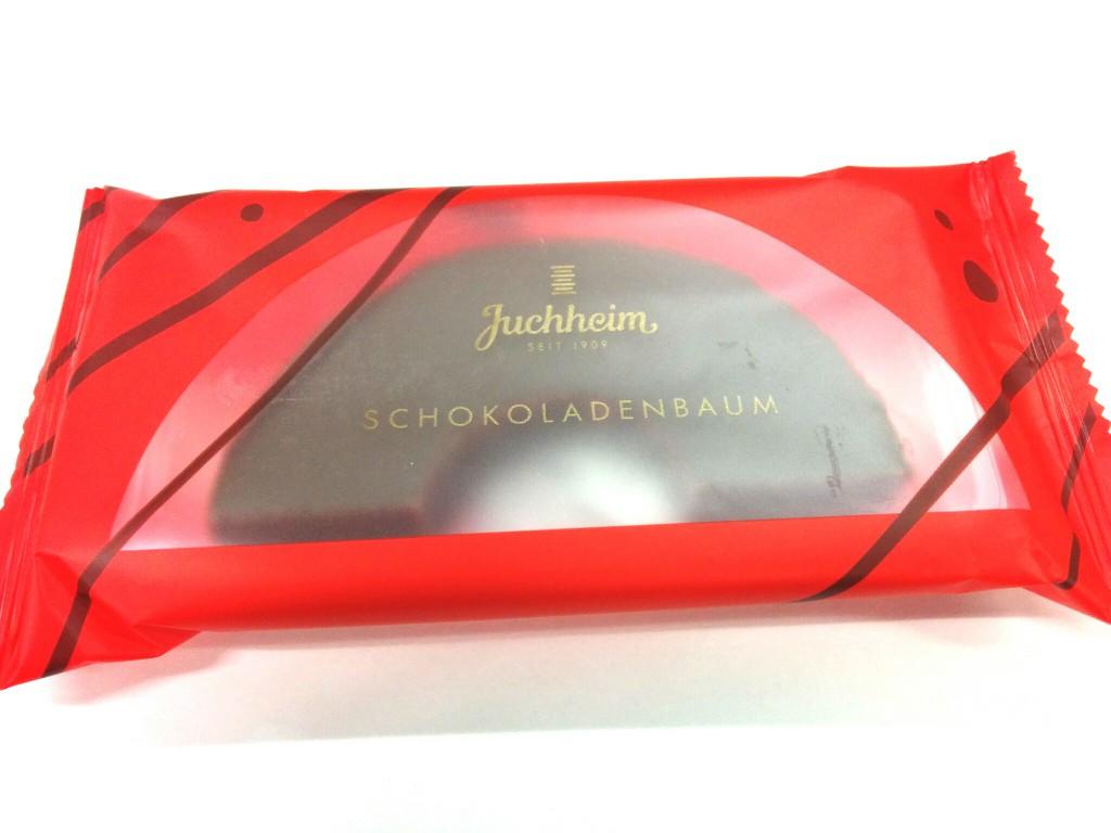 ユーハイムのバレンタイン バームクーヘンチョコレート